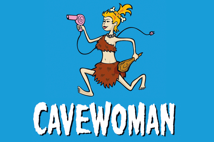 CAVEWOMAN – Theater Comedy mit Heike Feist