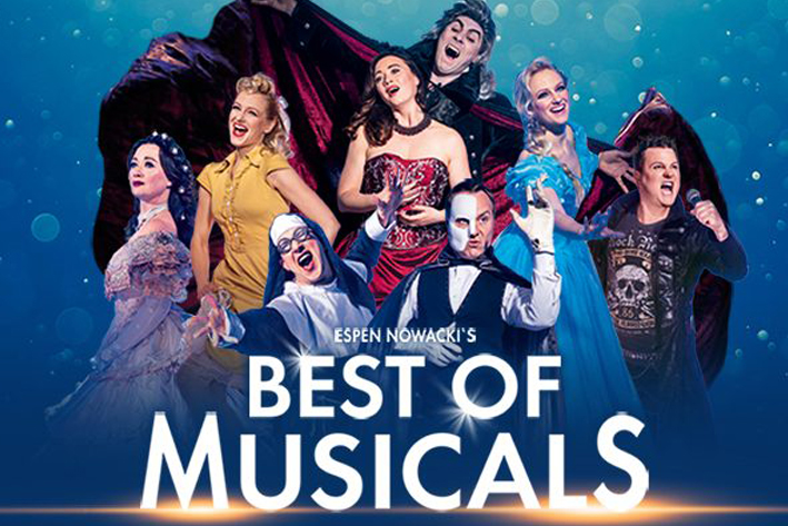 "Espen Nowacki's ""Best of Musicals"""