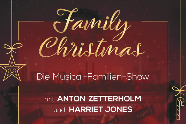 ABGESAGT | Family Christmas: Die Musical-Familien-Show