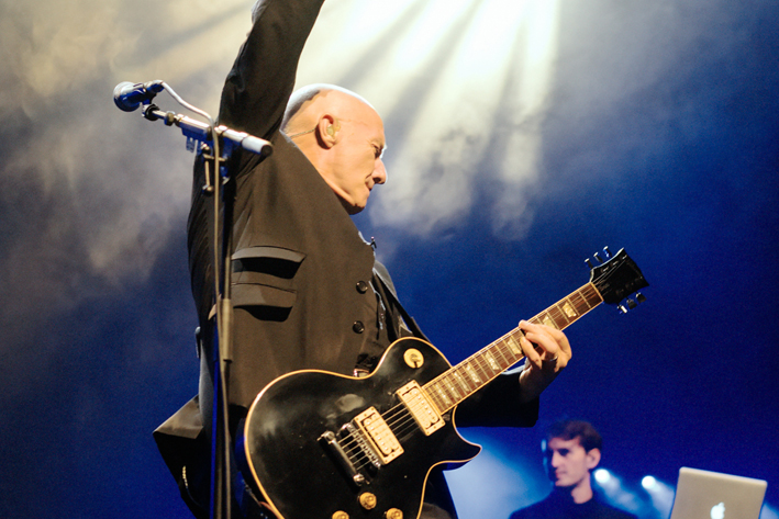 Midge Ure & Band Electronica: Live in Concert 2021